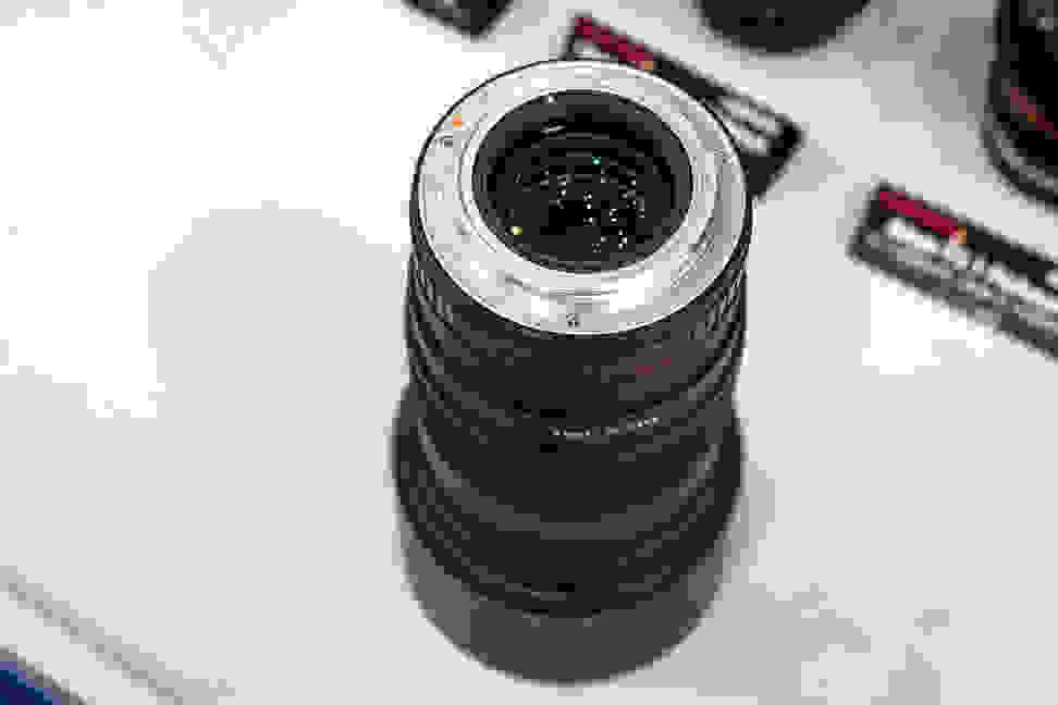Samyang 135mm f/2 ED UMC – Mount