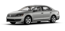 Product Image - 2012 Volkswagen Passat SE with Sunroof