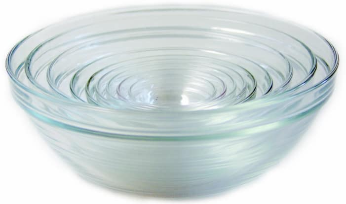 Product Image - Duralex Lys Stackable 10-Piece Bowl Set