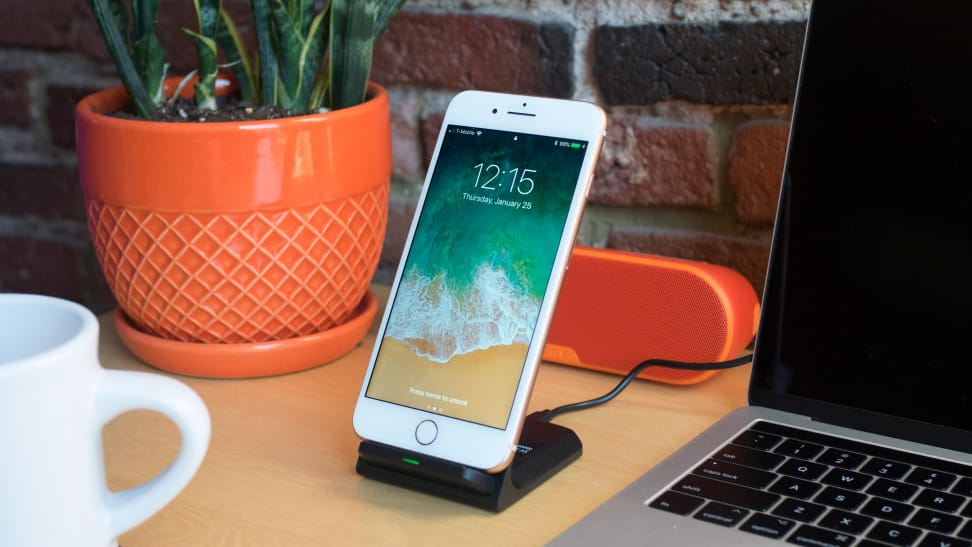 Seneo 3 Coils Wireless Charging Stand
