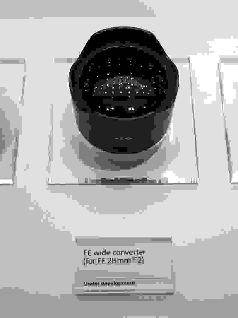 FE 28mm f/2 – Wide Converter