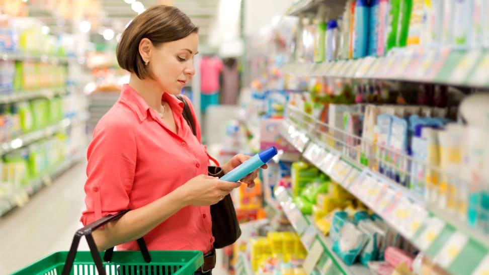 Drugstore shampoo—is it safe?