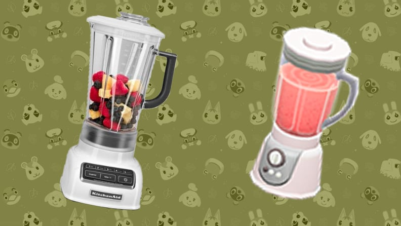 15 Best Kitchen Gadgets That Appear In Animal Crossing Reviewed Kitchen Cooking