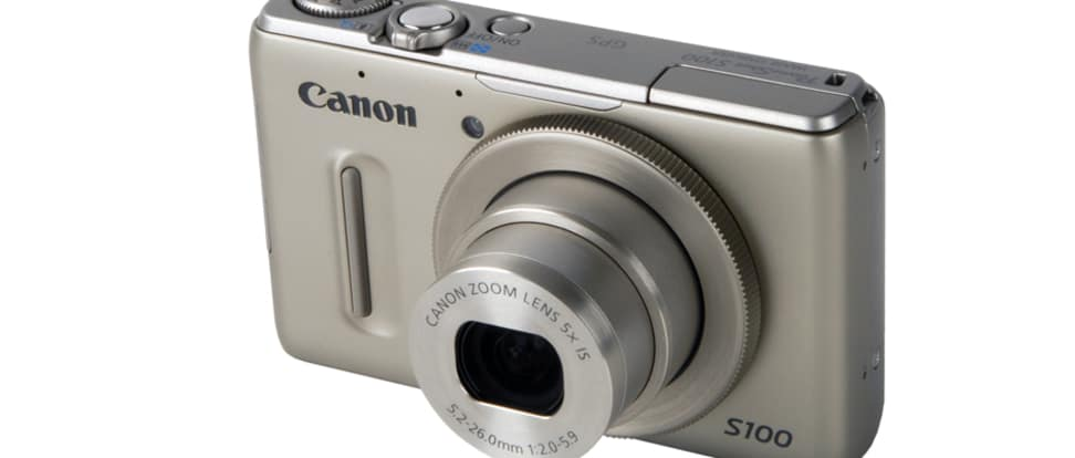 Product Image - Canon  PowerShot S100