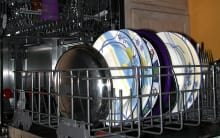 Plates in a Dishwasher