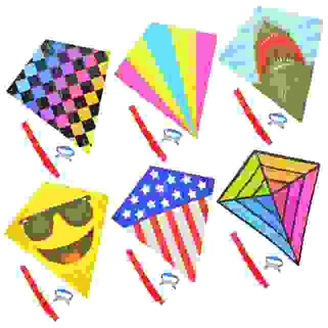 Kids Birthday Party Favors Kites
