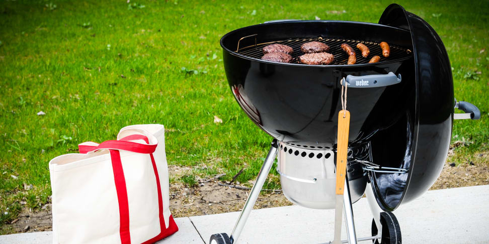 The Best Charcoal Grills Of Reviewed - Abt weber grill