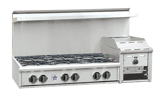 Product Image - BlueStar RNB Heritage Classic Series RGTNB486GHCV1NG