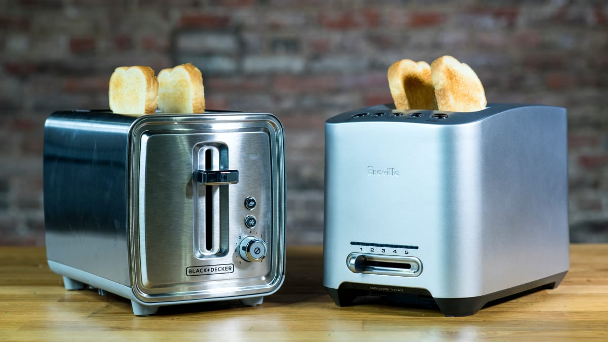 The Best Toasters of 2018 - Reviewed.com Cooking