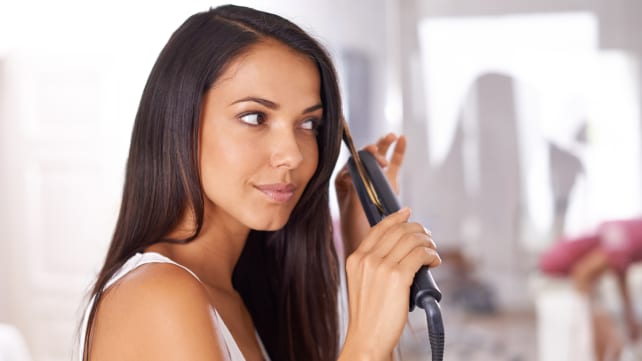 The best hair straightener