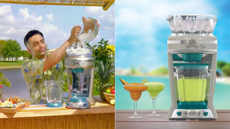 Margaritaville Jimmy Buffett Anniversary Edition Key West Frozen Concoction Maker