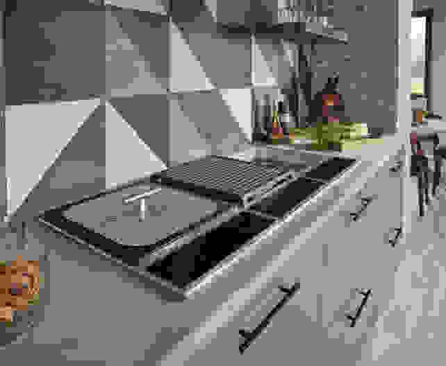 Wolf Modular Cooktops