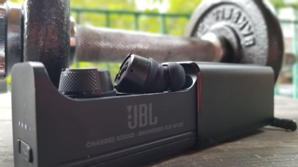 JBL x Under Armour True Wireless Flash X Headphones Review