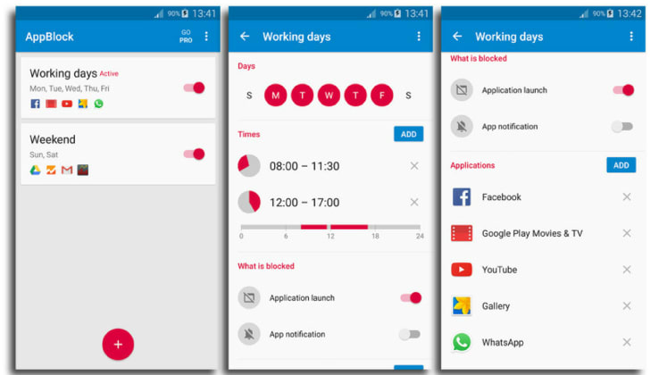 These apps block social media so you can be more productive