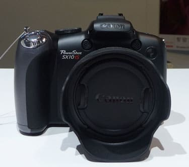 Canon PowerShot SX10 IS Digital Camera First Impressions