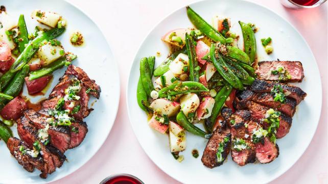 Martha & Marley Spoon - Steak