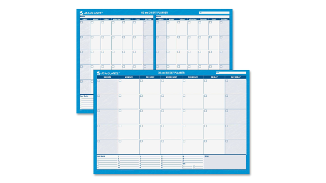 At-a-Glance Erasable Wall Planner