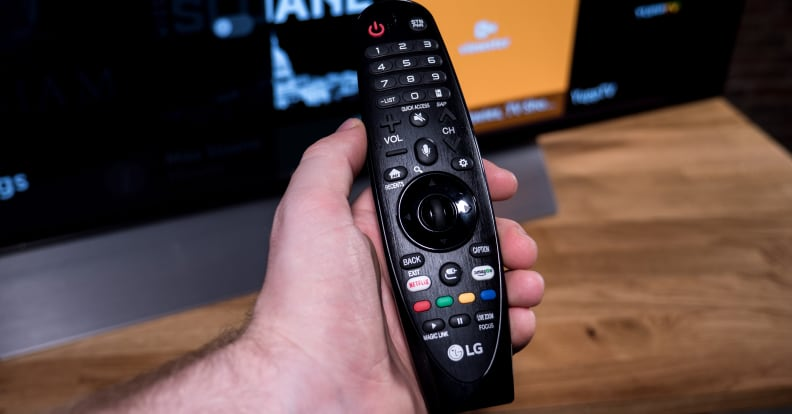 LG C7 Series TV Review - Reviewed Televisions