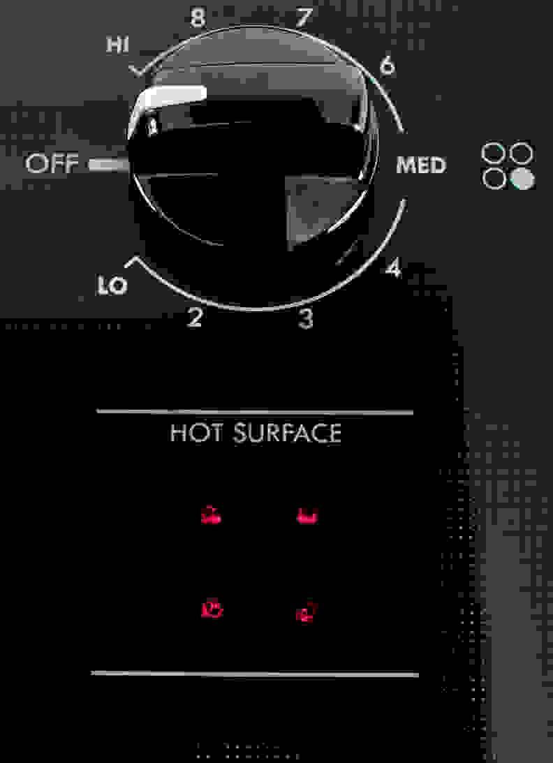 Kenmore 45109 Cooktop Indicator