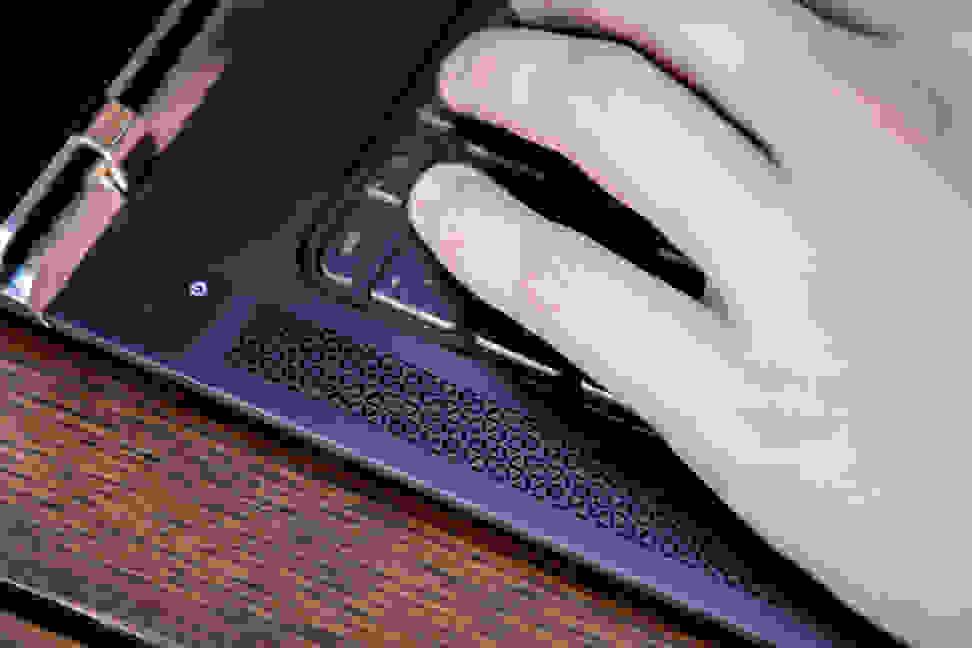 HP Spectre HP Speakers