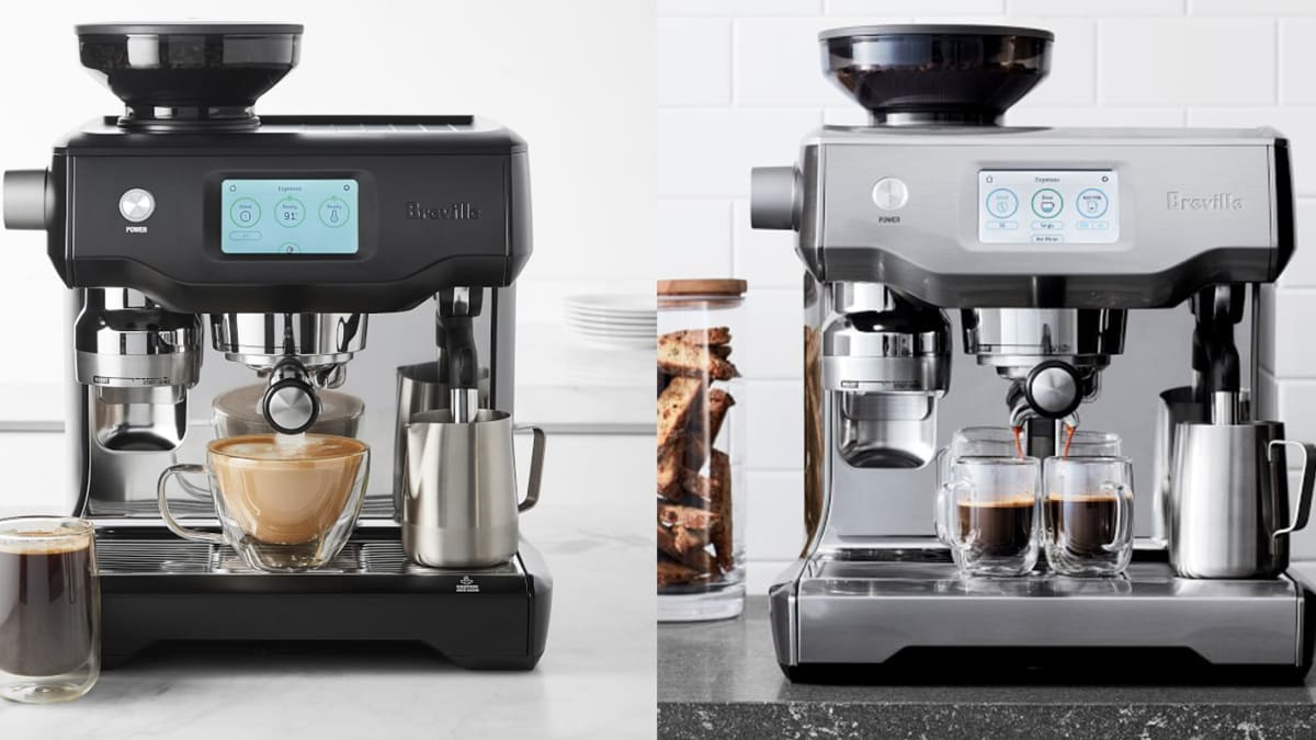 I'm obsessed with my new espresso maker—here's why