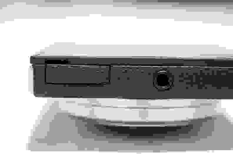 Media and Headphone Hookups