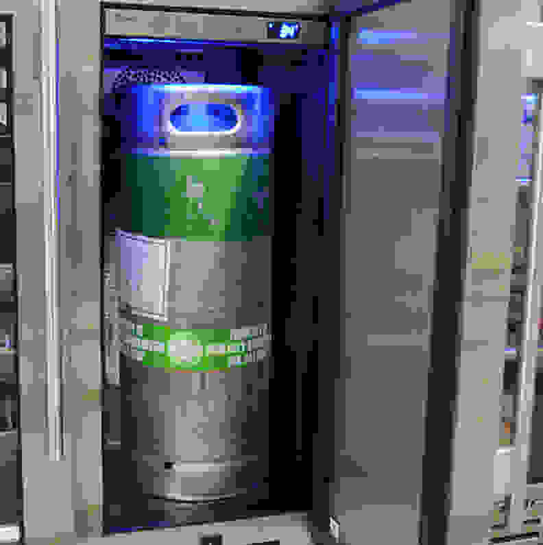 The True Beverage Dispenser