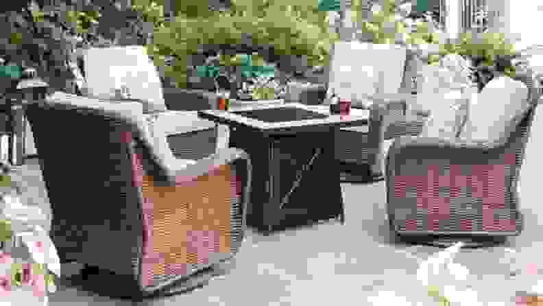 Swivel Rocking Chairs