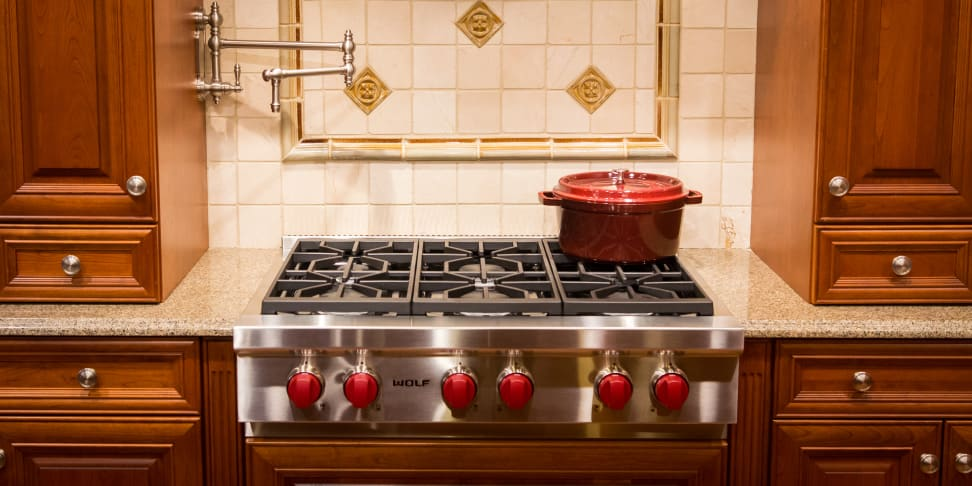 Wolf 36 Gas Range >> Wolf Srt366 36 Inch Gas Rangetop Review Reviewed Luxury