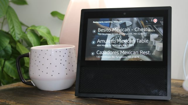 Reservations Amazon Echo Show