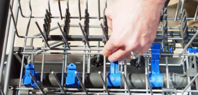 Electrolux EI24ID50QS Bottle Wash