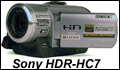 Product Image - Sony HDR-HC7
