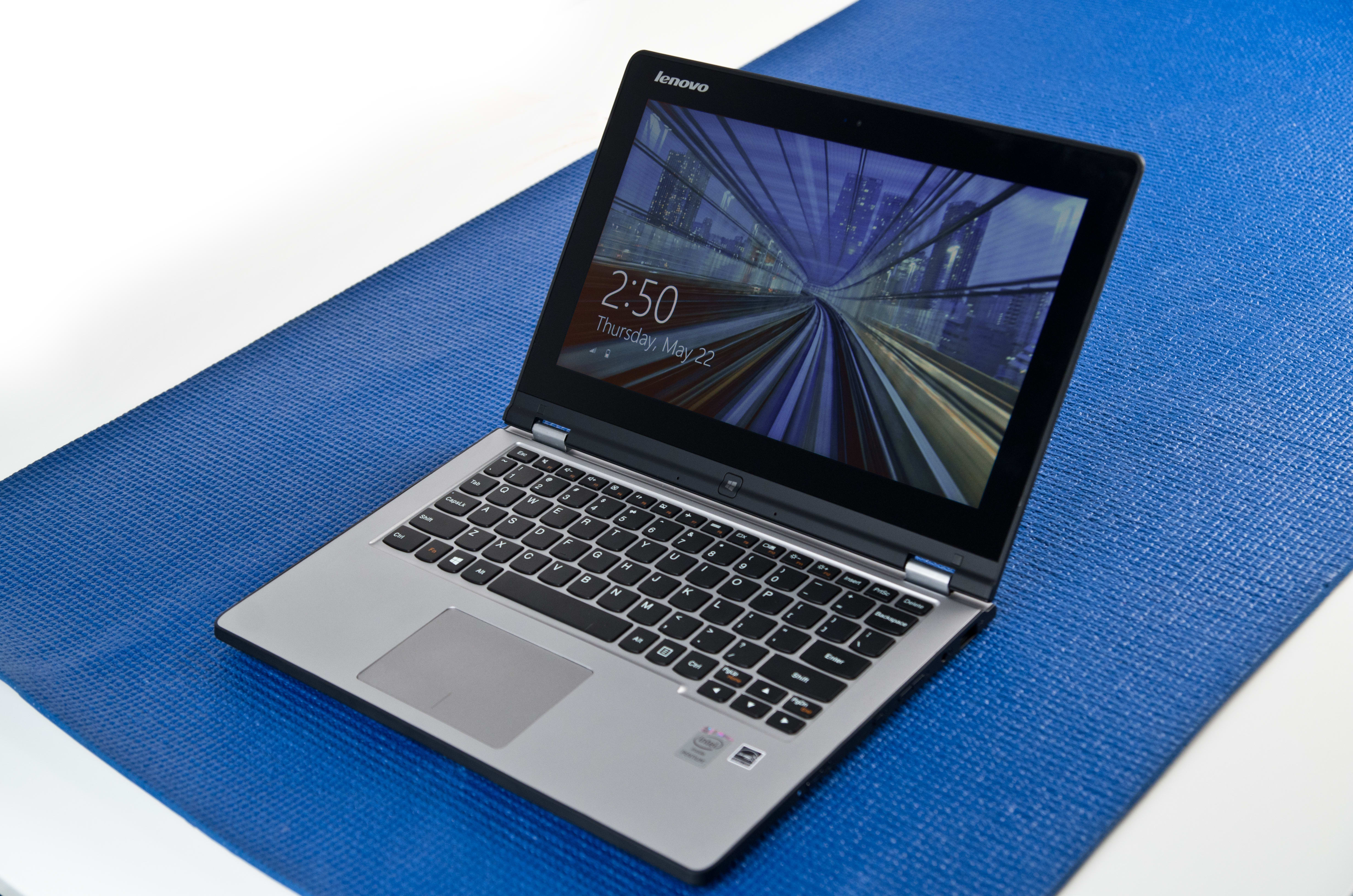 A picture of the Lenovo Yoga 2 11.