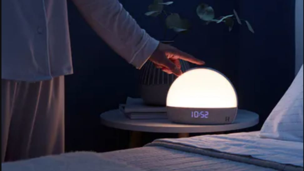 This light claims to help you wake up—but does it work?