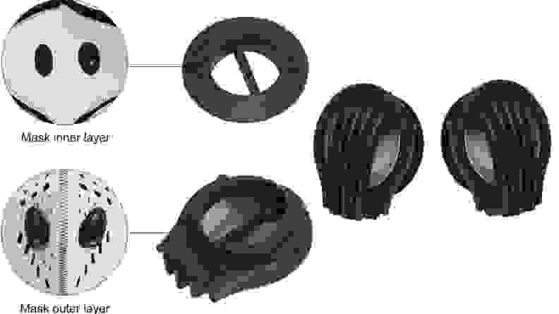 Tobwolf dustproof air valves
