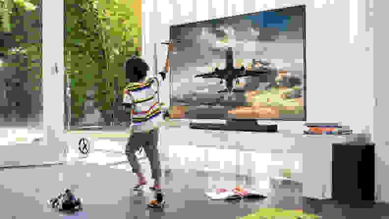 Samsung-Q90T-4K-TV
