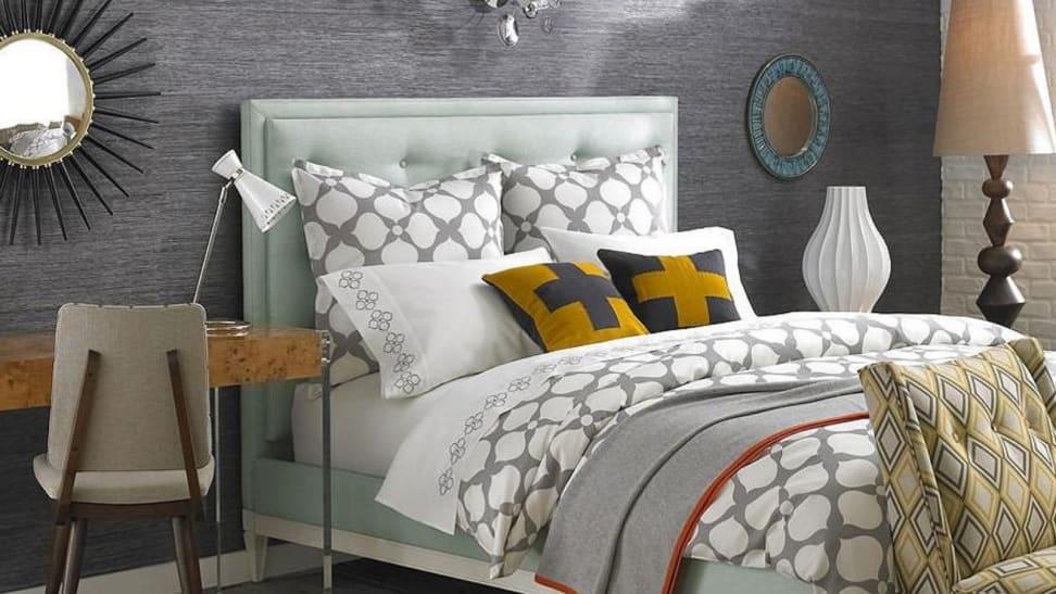 Bedroom that looks cozy