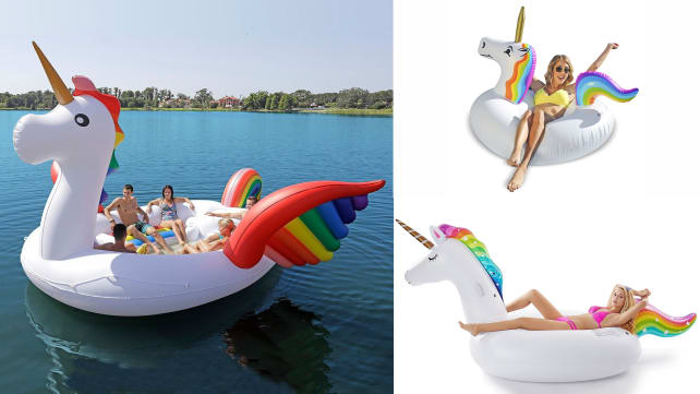 Unicorn Pool Floats