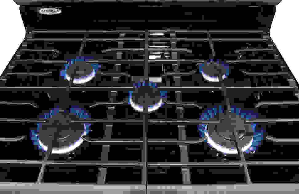 KitchenAid KGRS303BSS Rangetop