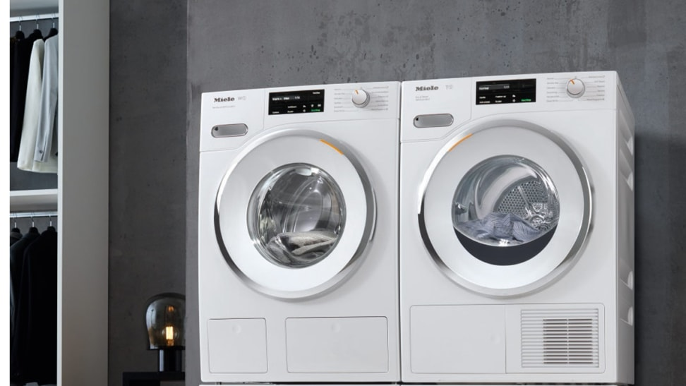 Miele compact washer and dryer