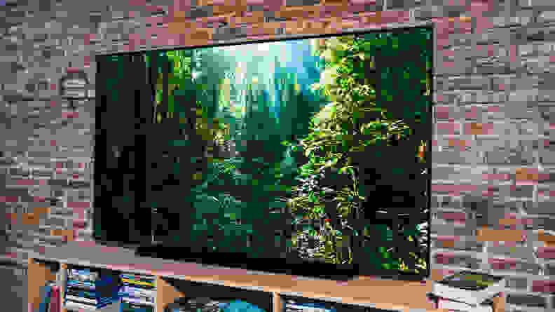 LG CX OLED TV - Design