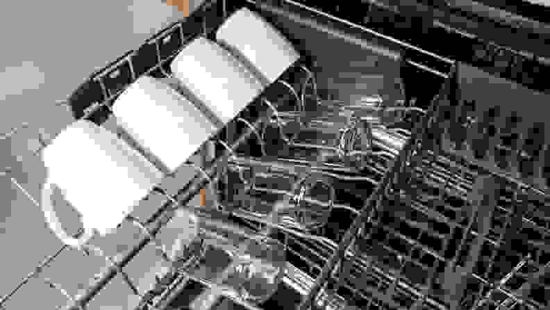 KitchenAid KDTM404KPS Third Rack