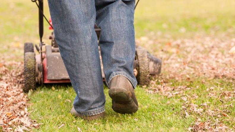 mulch mower