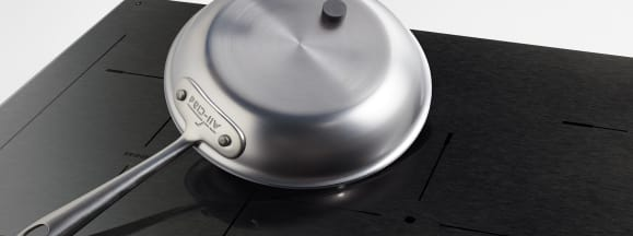 Frigidaire magnet pan induction hero