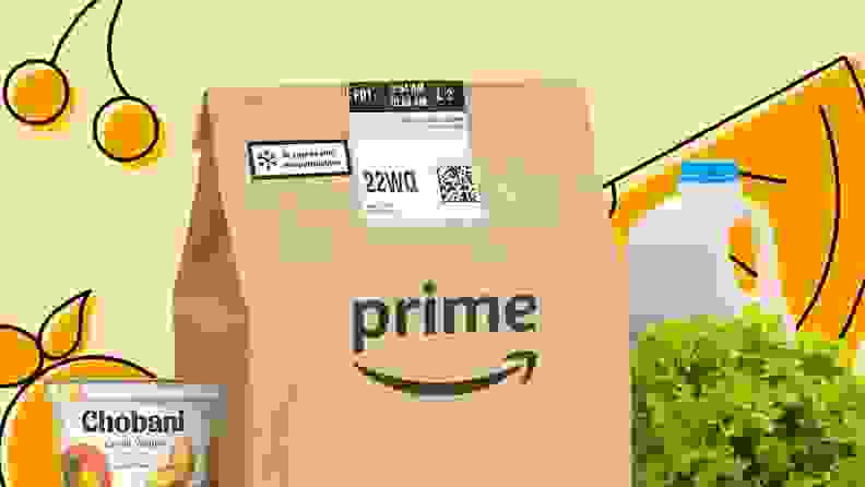 Prime offers one- and two-day shipping on lots of essential college supplies.