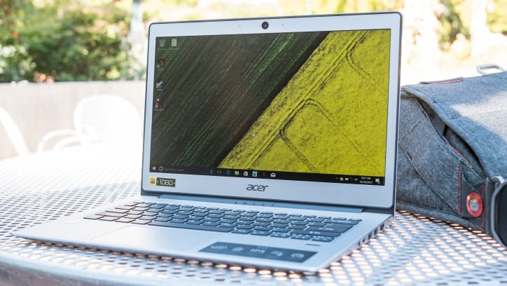Acer Swift 1 (SF113-31-P5CK) Laptop Review - Reviewed Laptops
