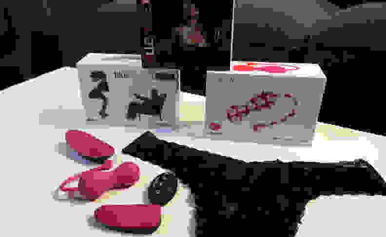 OhMiBod toys