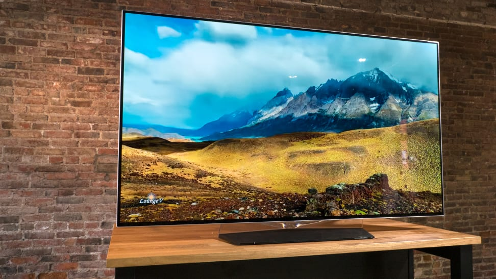This fantastic OLED TV is down to its lowest price—for now