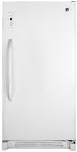 GE FUF14SVRWW Upright Freezer
