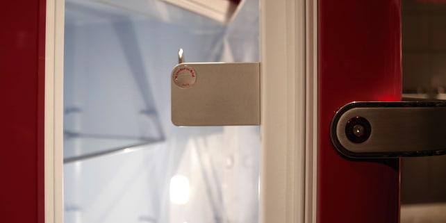 KitchenAid fridge roundel